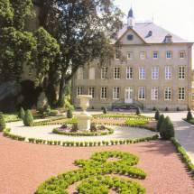 Chateau de Schengen parc