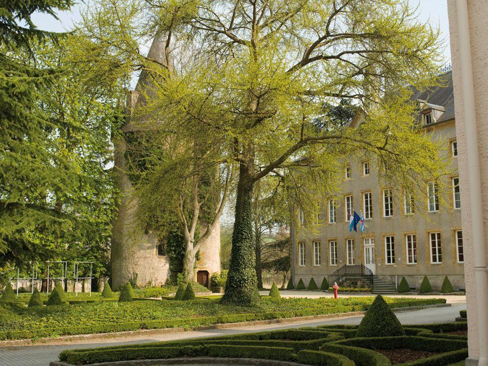 Chateau de Schengen parc 2