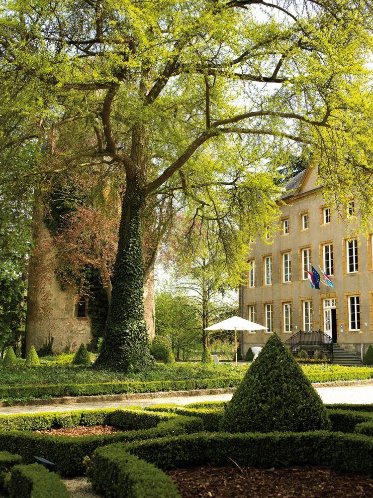 Jardin Chateau de Schengen 2