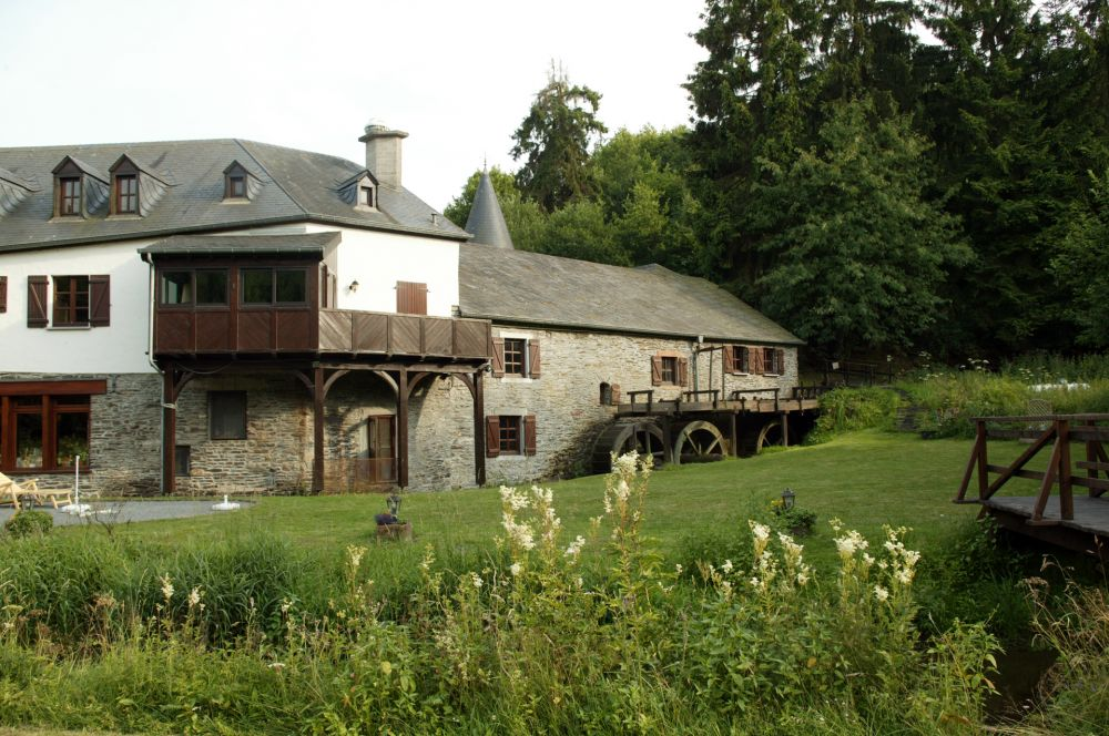 museum of the old mill asselborn outside