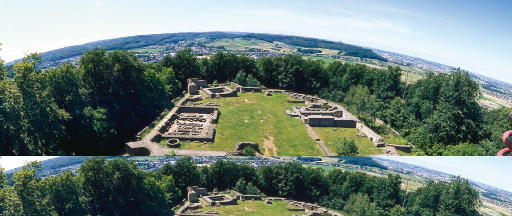 Burg Mont Saint-Jean Dudelange