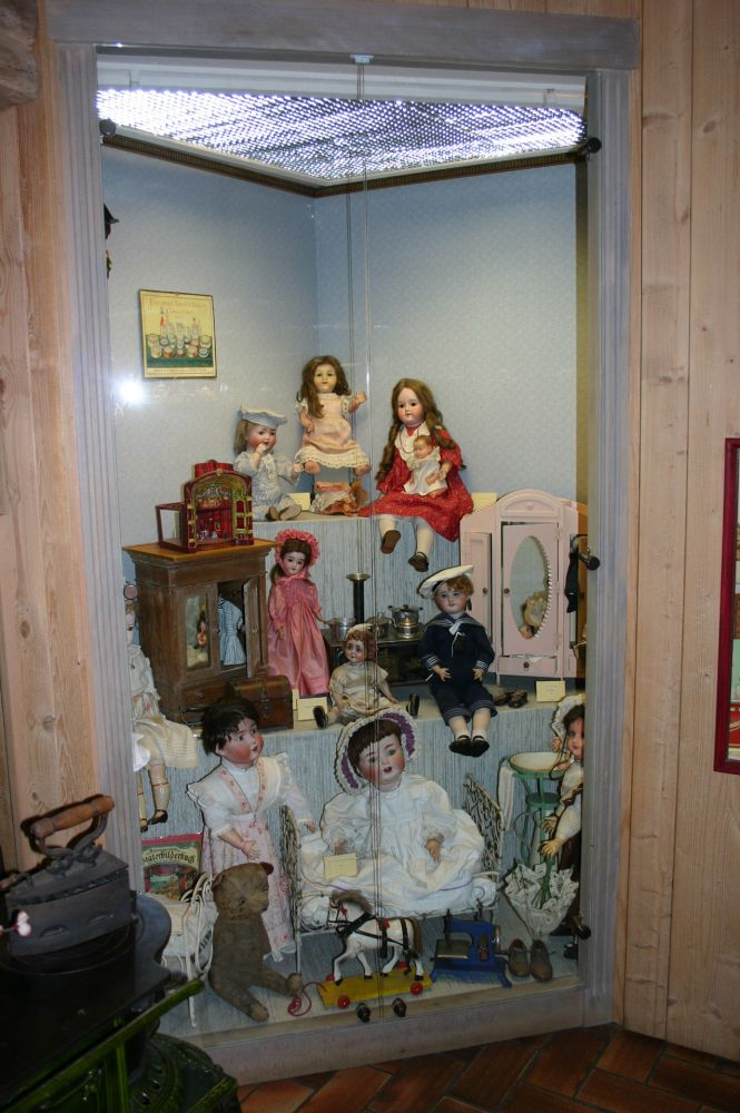 museum of toys clervaux inside 2