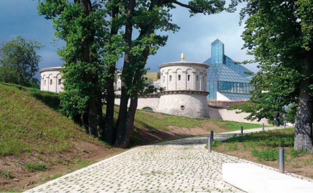 musee drai eechelen  forteresse histoire identites exterieur 2