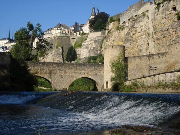 Ehemalige burg der grafen von luxemburg visit luxembourg - Tourist office luxembourg ...