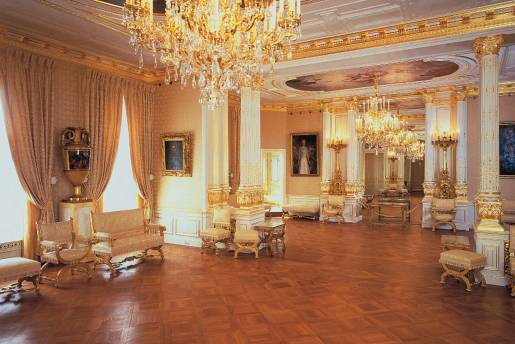 Grand-ducal Palace inside