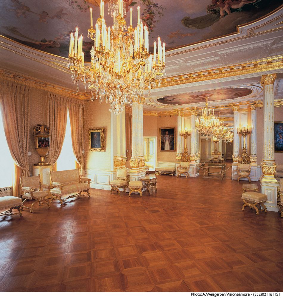 Palais Grand-Ducal interieur