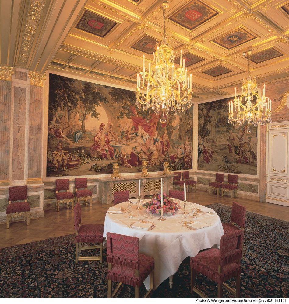 Großherzoglicher Palast Innen 4