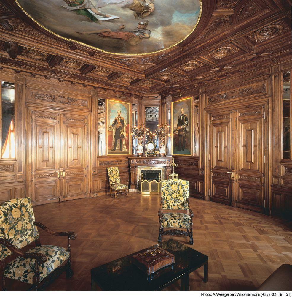Interieur paleis