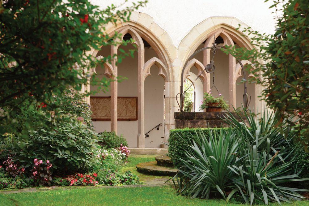 eglise et cloitre des trinitaires vianden