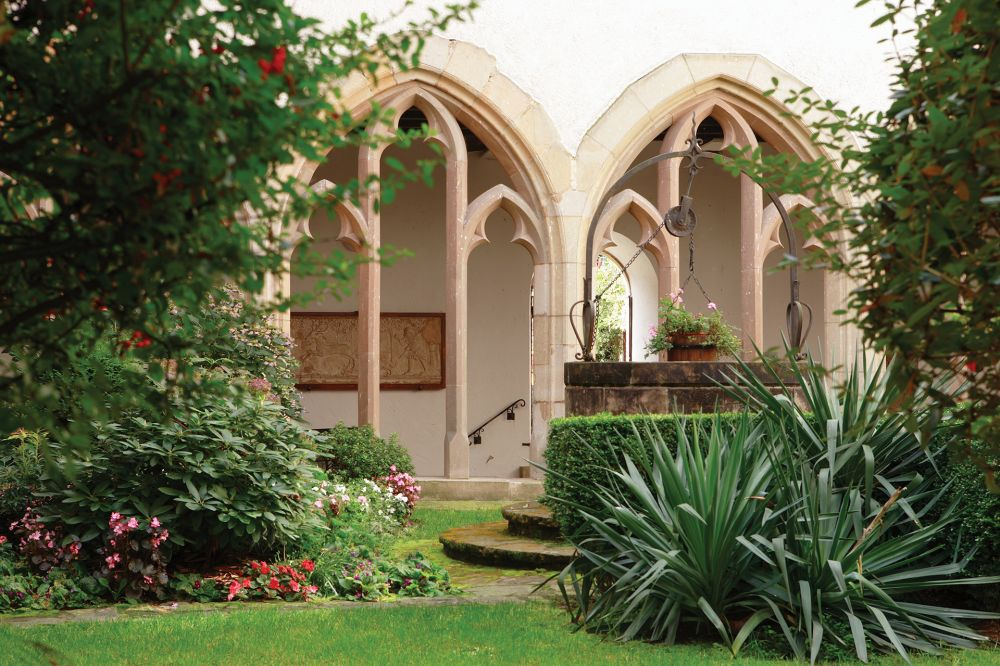 trinitarian church and cloister vianden