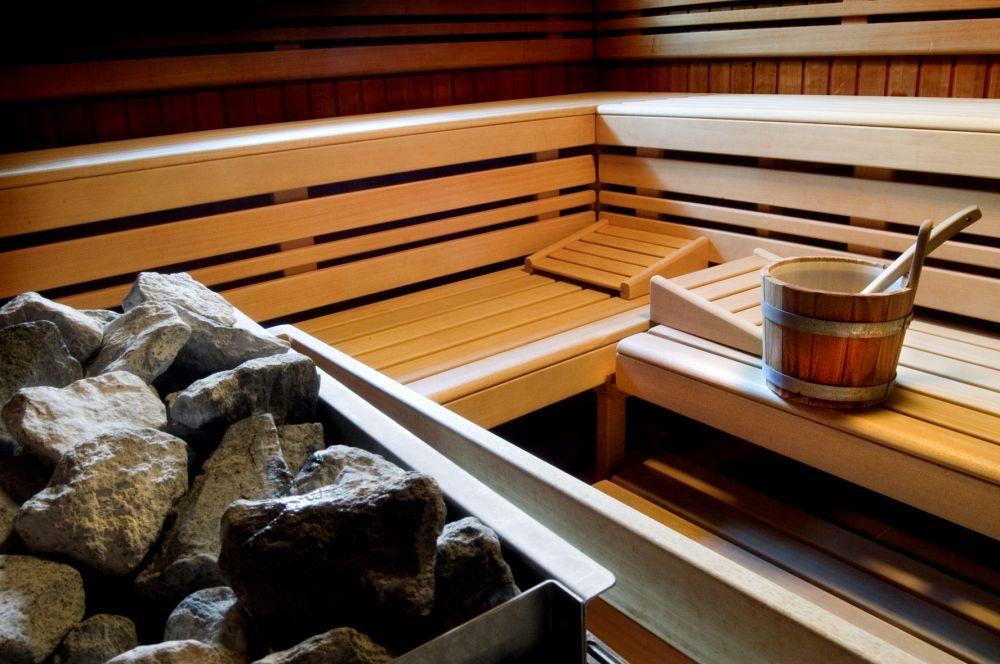 hotel dimmer sauna