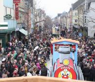 carnaval parade petange