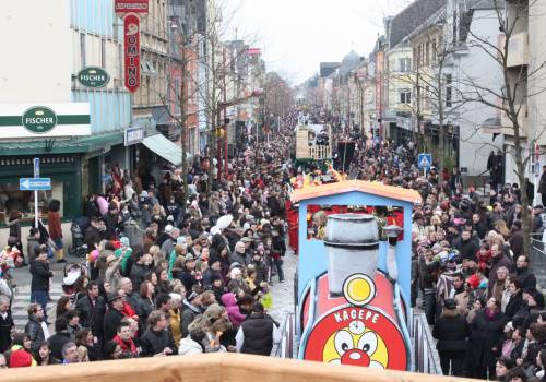 carnival parade petange