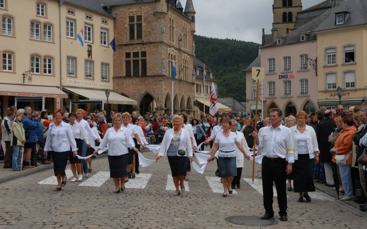 dancing procession of echternach