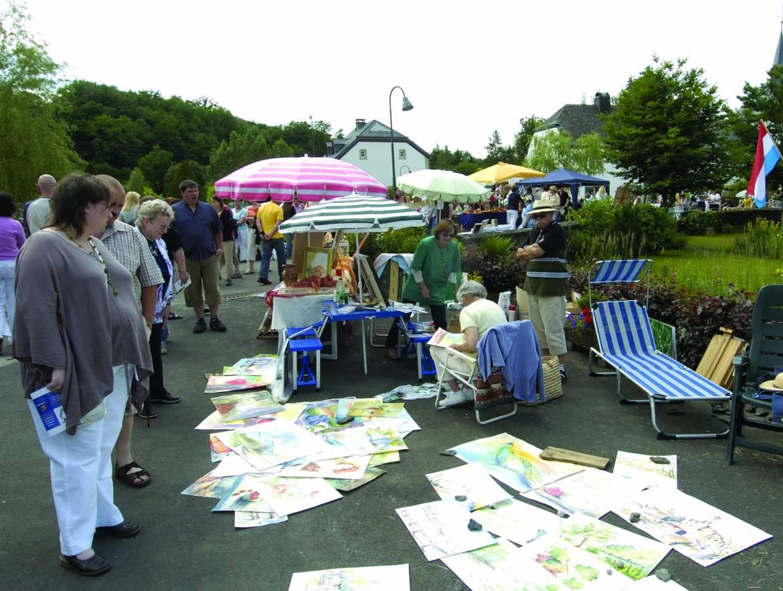 open air konstfestival lellgen