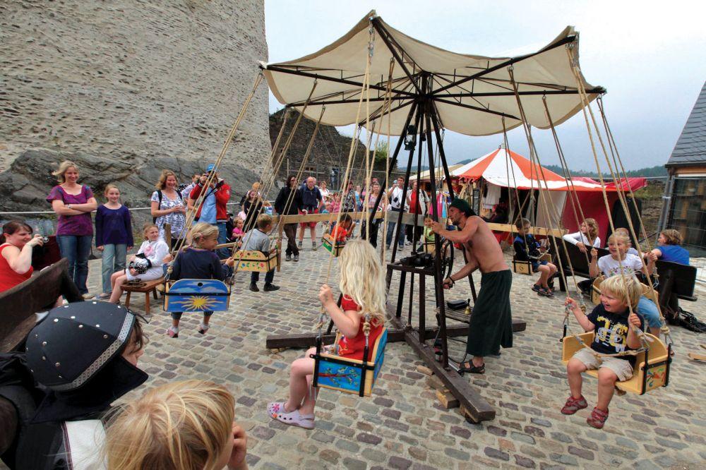 middeleeuwse festival vianden 05