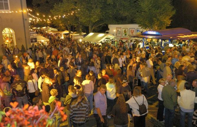 Night Market Visit Luxembourg