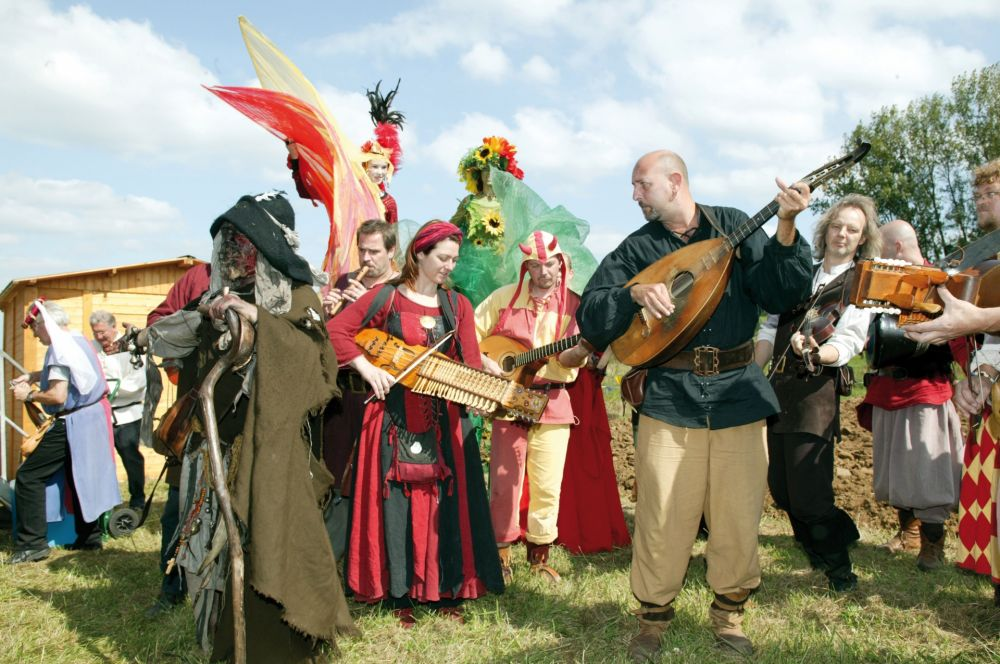 fete medievale butschebuerger buergfest dudelange