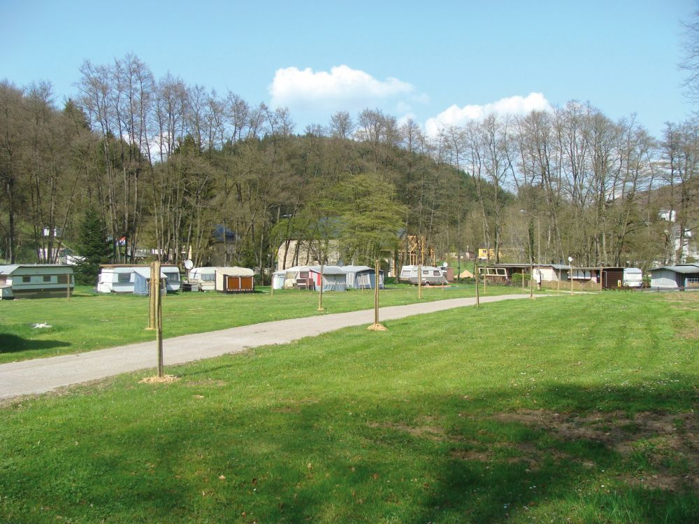 camping cascade mullerthal