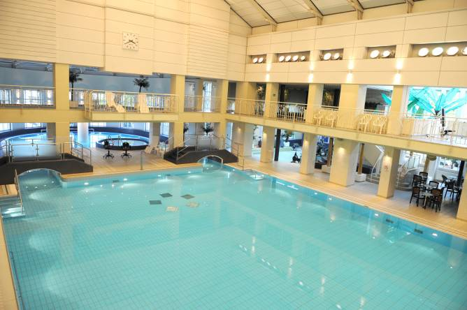 Centre de relaxation aquatique badanstalt visit luxembourg for Piscine luxembourg
