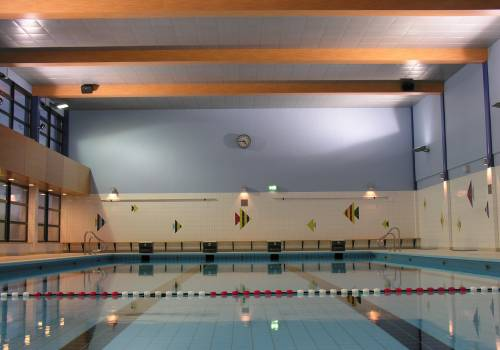 zwembad dreiborn
