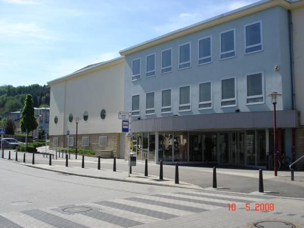 Piscine schifflange redrock region - Piscine luxembourg toboggan ...