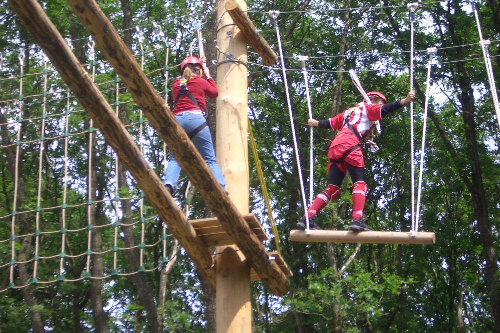 Adventure Park Heiderscheid 4