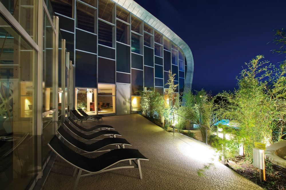 Les Thermes Visit Luxembourg