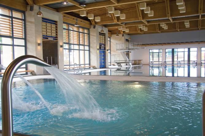 Centre aquatique de mersch krounebierg visit luxembourg for Piscine couverte luxembourg