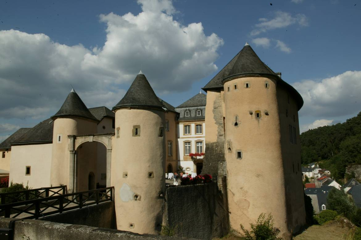 chateau bourglinster
