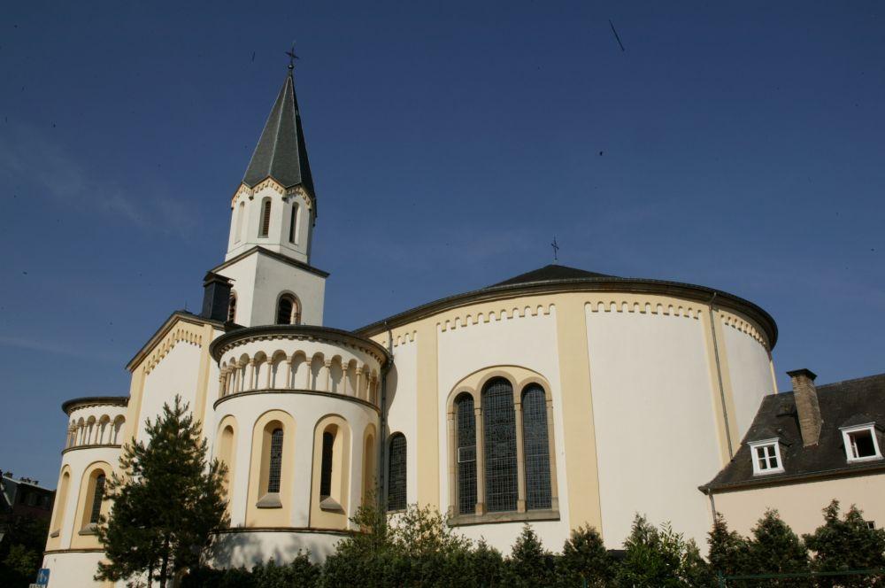 st sebastian church ettelbruck