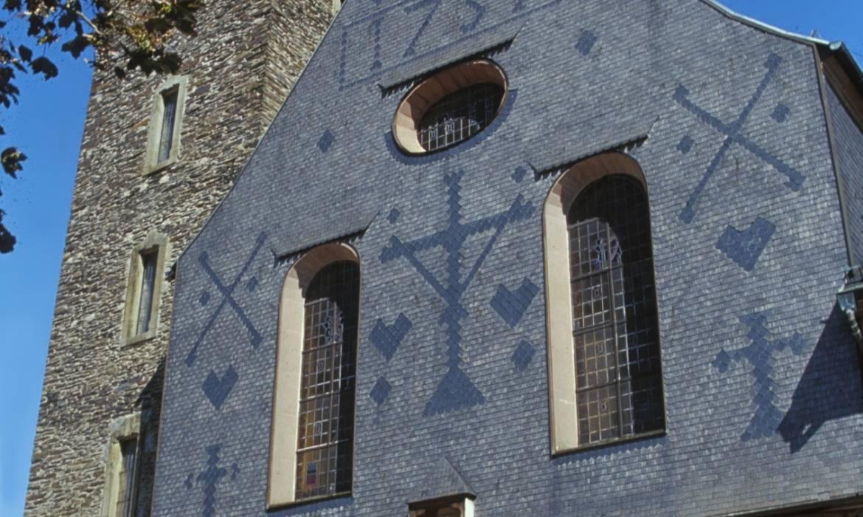 kirche in troisvierge
