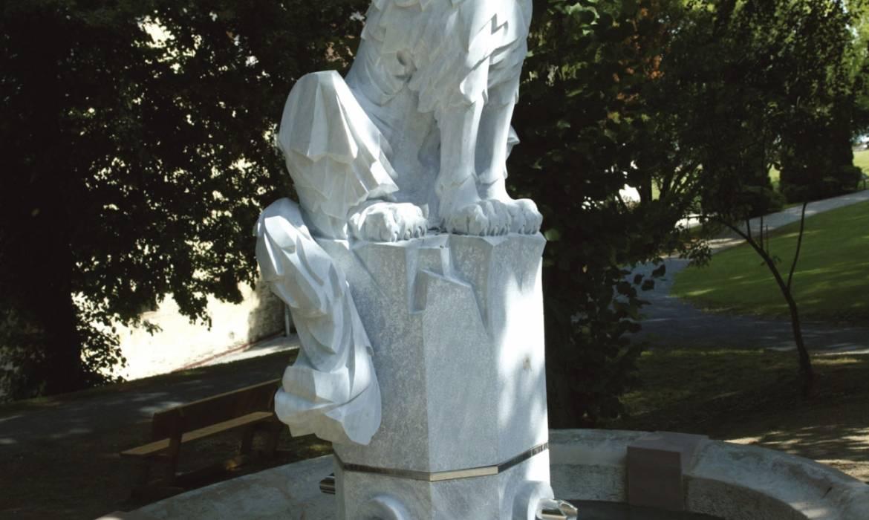 wiltz sculpture renard