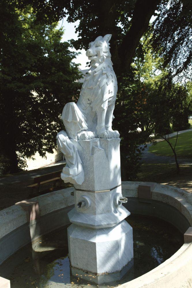 wiltz fuchs skulptur