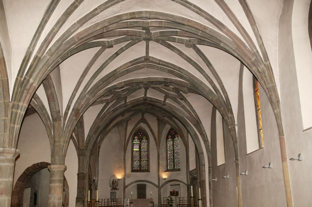 wiltz decanal church