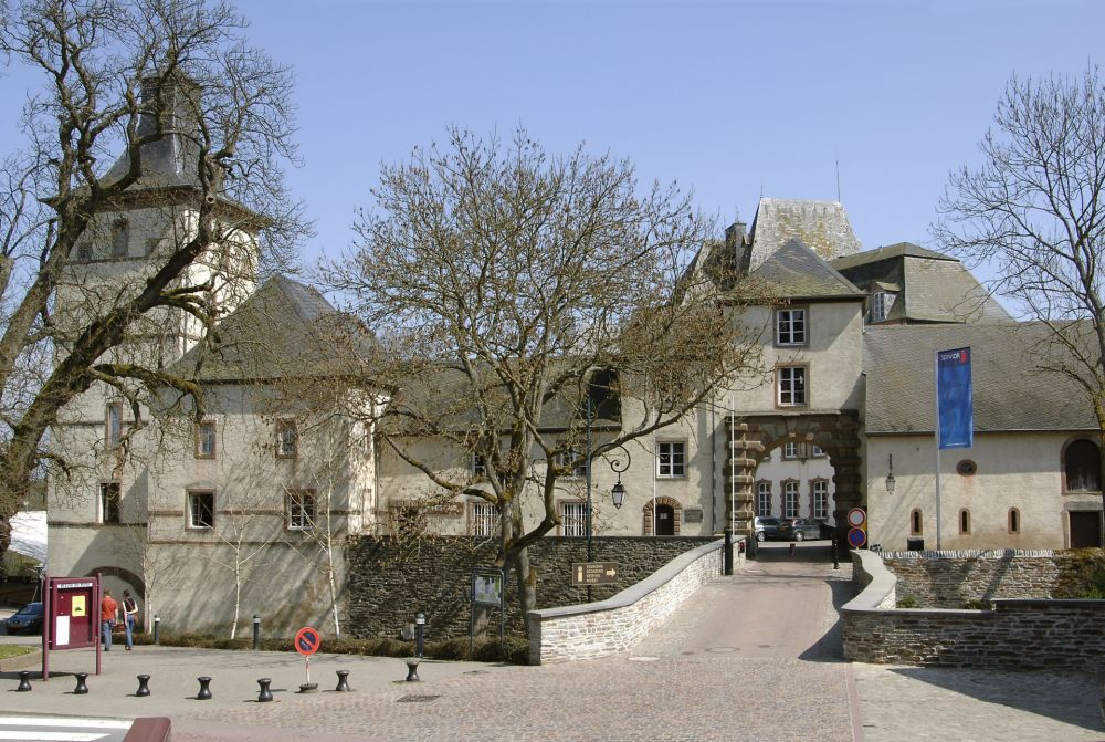 wiltz castle