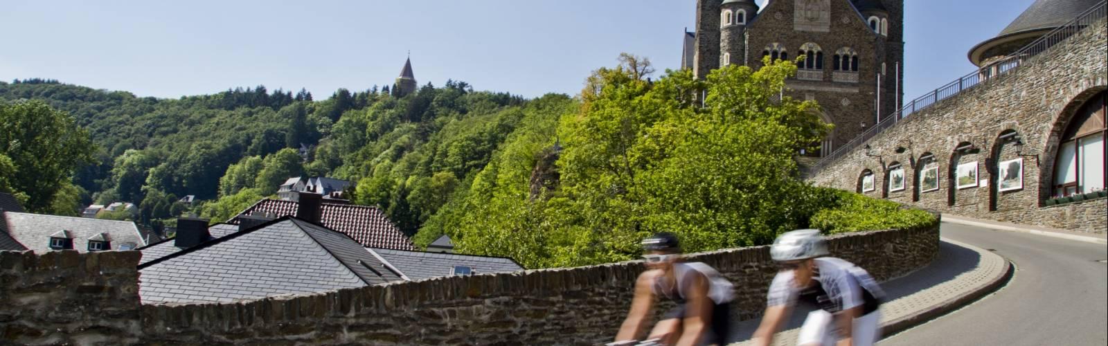 fiets verhuur tourist center clervaux