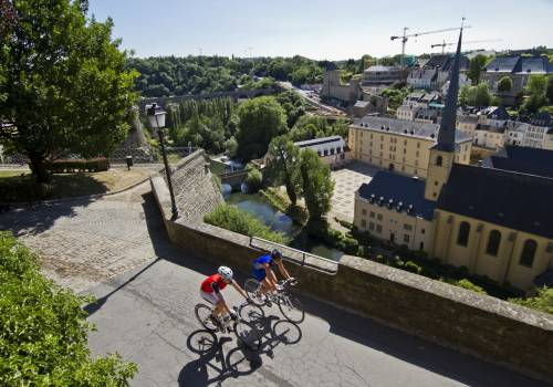 bicycle rental velo en ville luxembourg