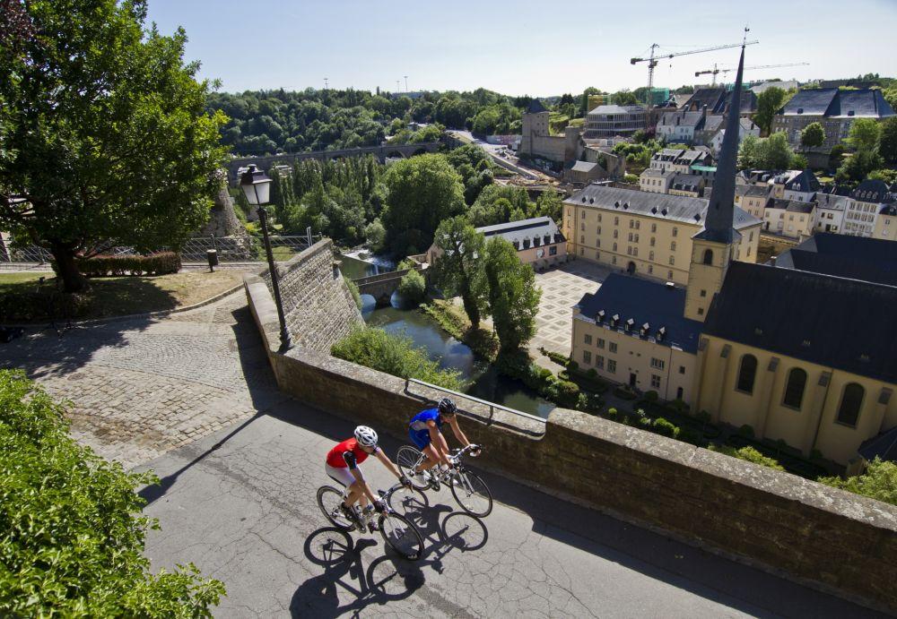 fahrradverleih velo en ville luxemburg