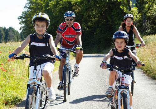 bicycle rental camping bissen heiderscheidergrund