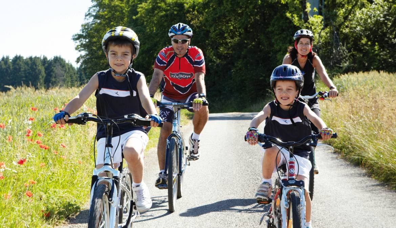 fahrradverleih camping bissen heiderscheidergrund