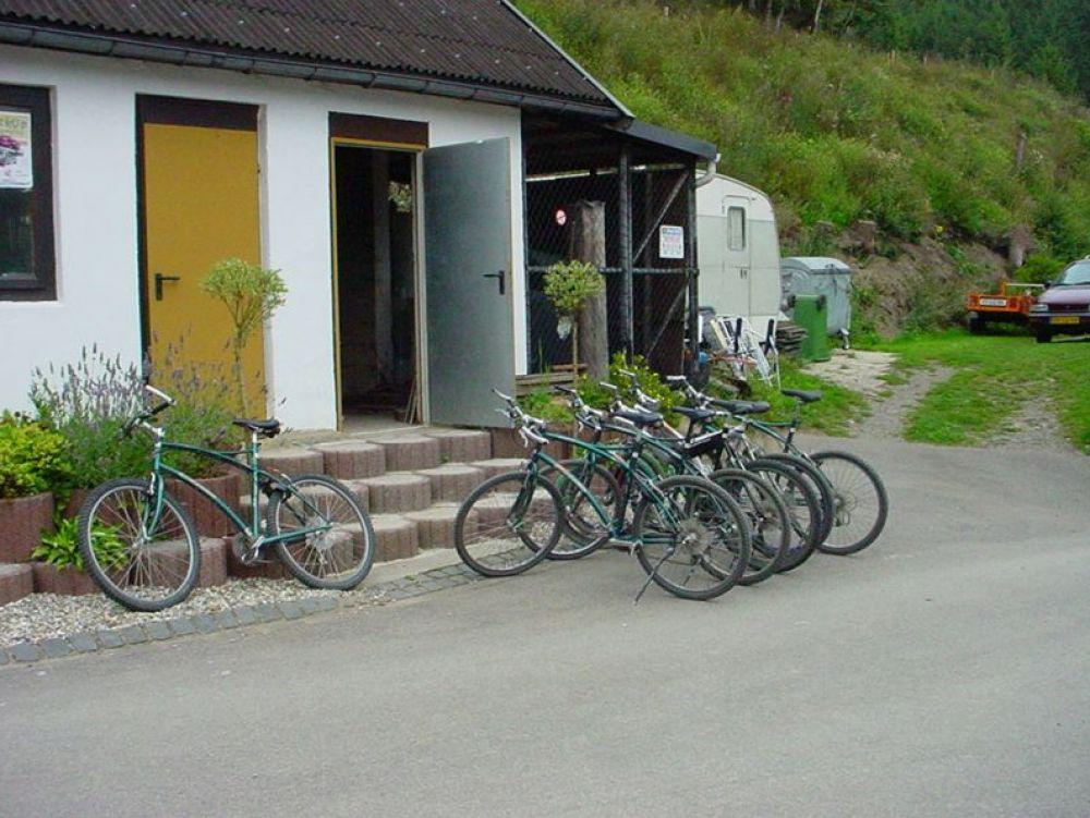 bicycle rental camping val d or enscherange