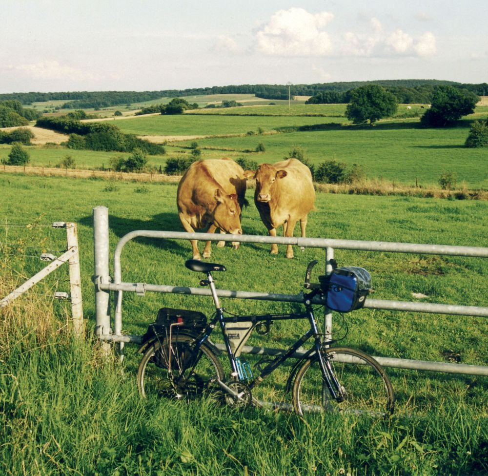 cycle tour panorama