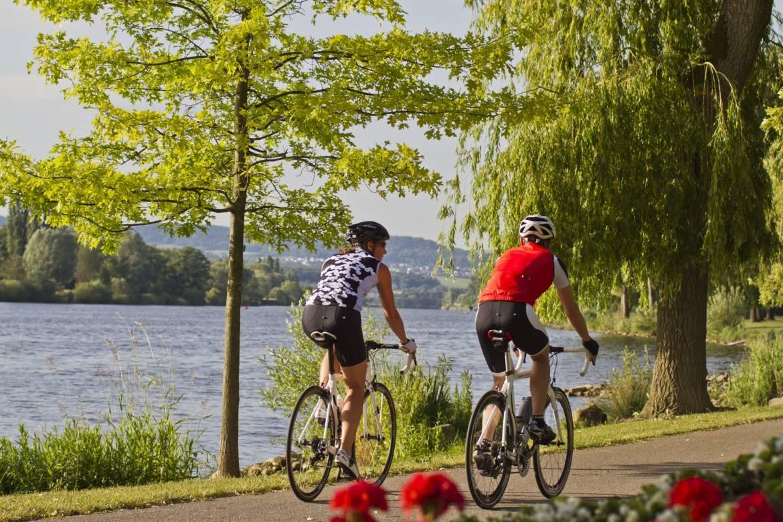 fahrradtour taler tour konz foto