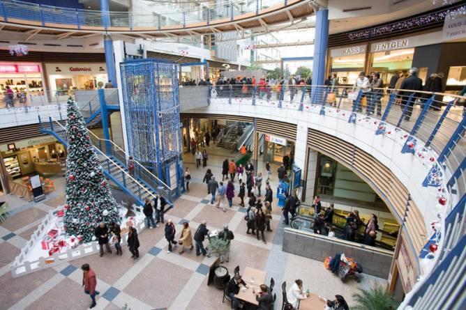 Auchan Shopping Center Kirchberg