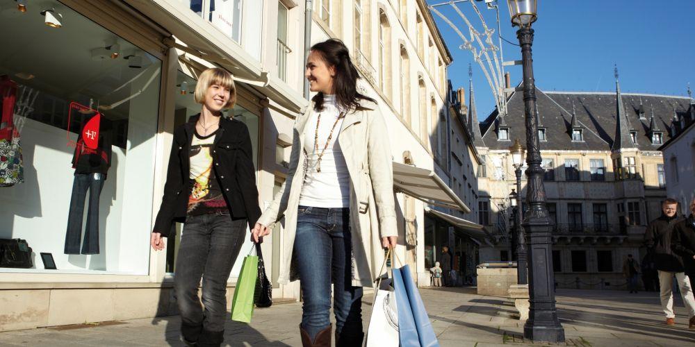 shopping stadt luxemburg