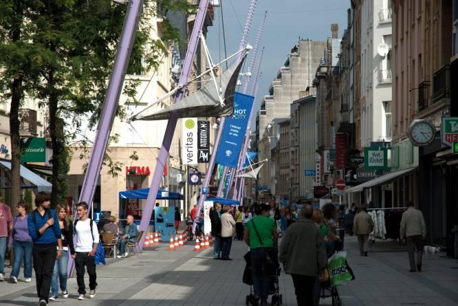 Shopping esch sur alzette visit luxembourg - Piscine a esch sur alzette ...