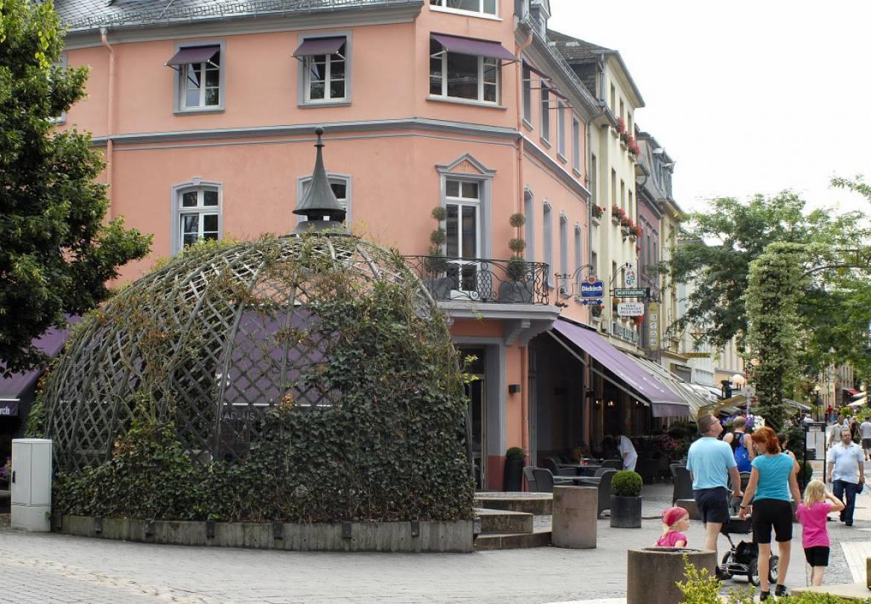 Einkaufen in Echternach - ORT Mullerthal