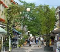 Echternach Pedestrian zone