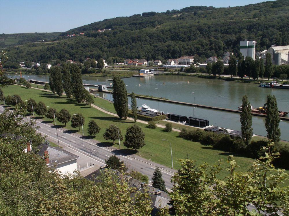 piste cyclable des trois rivieres (pc 3) schengen photo 5